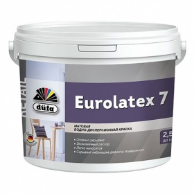 Краска Dufa Retail Eurolatex 7 10,0л